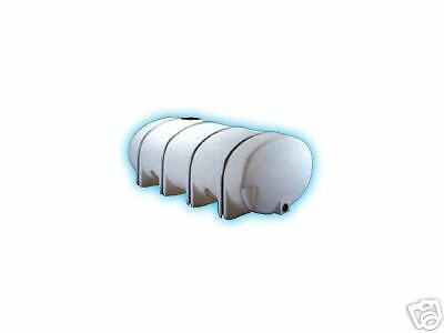 1235 Gallon Poly Plastic Water Elliptical Leg Tank