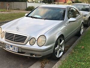 Mercedes CLK 320 Strathmore Moonee Valley Preview