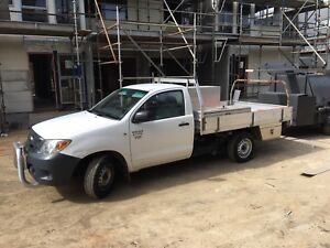 LPG TOYOTA HILUX WORKMATE Parkwood Gold Coast City Preview
