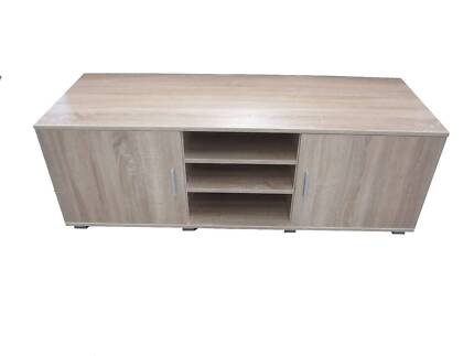 Brand New TV Unit/TV Stand in Black/White/Oak Colour