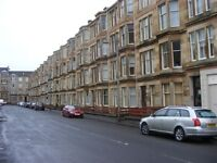 Mount Florida well-maintained 1-bedroom flat for rent late June