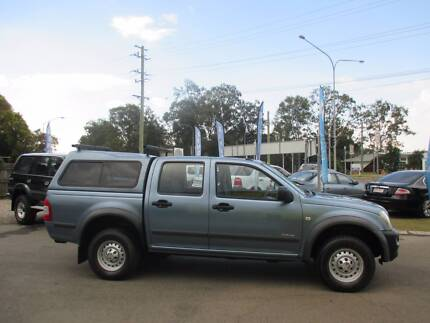 2003 Holden Rodeo Ute - AUTO - RWC - 6 MONTHS REGO - LOW KLMS!