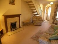 North Abingdon 2 bedroom Fully Furnished House with garden & parking £950 per month excluding bills