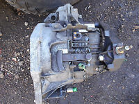 Vivaro PK5 5 Speed Gearbox with Speedo driven from Diff