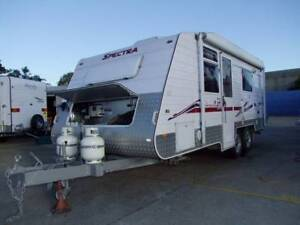 2010 Supreme Spectra 18,6 FULL ENSUITE CARAVAN Clontarf Redcliffe Area Preview