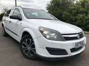 2005 Holden Astra AH MY06 CD White 4 Speed Automatic Wagon Hoppers Crossing Wyndham Area Preview