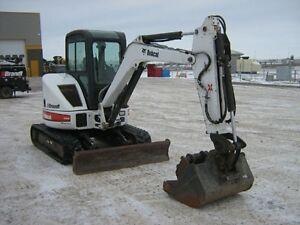 2006 BOBCAT Excavator - Mini 430