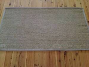As New Durable & Hard-Wearing Rug / flatwoven / natural Eastwood Ryde Area Preview