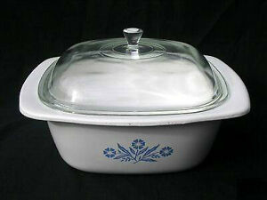 Corning Ware Cornflower Blue 4 qt. Dutch Oven