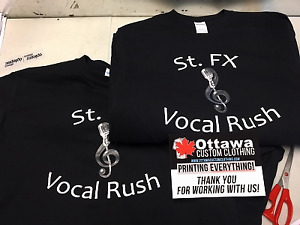 Customize Your Own T-Shirt! Canada-wide Shipping!