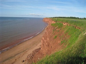 Spectacular WATERFRONT ACRES Burton PEI Canada