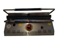 CONTACT GRILL GAS Lpg LP Sandwich PANINI Toaster Griddle OVER