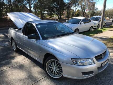 2006 Holden Commodore VZ STORM UTE LOW KS LOGBOOKS MAGS HARDTOP