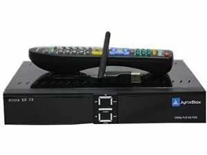 Jynxbox Ultra HD FTA receiver