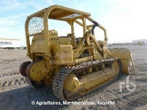ROPS For Crawler Loader