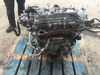 TOYOTA AURIS COROLLA VERSO AVENSIS RAV 4 D CAT 2008 2.2 engine all parts available for braking