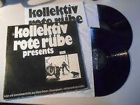 KOLLEKTIV ROTE RÜBE - Cult 1970s Kraut / Jazzrock / Street Theatre 2-LP