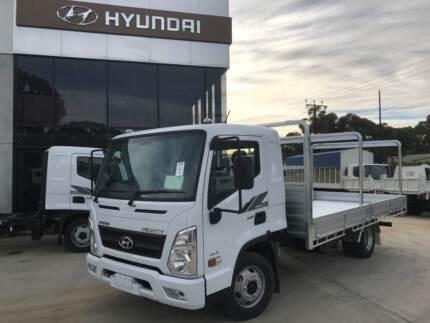 2017 HYUNDAI QT EX4 MIGHTY CAR LICENCE