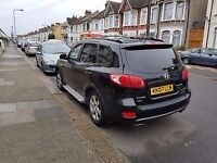 Hyundai SANTA FE 2007 Semi Auto Good bodywork Roof Video CD Leather Seats