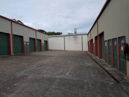 Tradie Space /  Small Business Warehouse / Storage Shed
