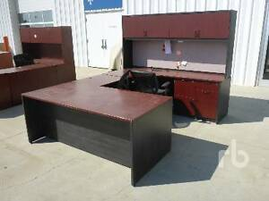 Complete Executive U shaped work station for sale