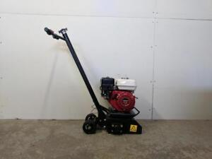 HONDA SCARIFYING SCARIFIER FLOOR PLANER GRINDER MACHINE  + 3 YEAR WARRANTY + FREE SHIPPING CANADA WIDE