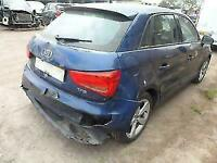 2016 Audi A1 1.4 TFSI Sportback SSport BREAKING SPARES PARTS ONLY
