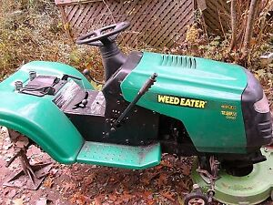 riding mower and more