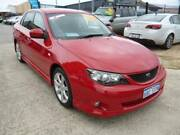 2008 Subaru Impreza Automatic RS Sedan Wangara Wanneroo Area Preview