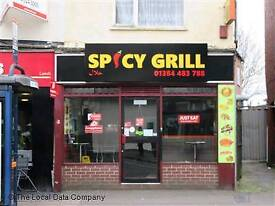 Spicy grill Takeaway and Restaurant FOR SALE