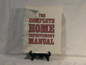 The Complete Home Improvement Manual