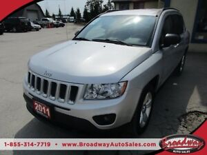 2011 Jeep Compass POWER EQUIPPED NORTH EDITION 5 PASSENGER 2.4L