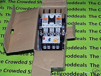 Fuji 3NW1Q01S22K Magnetic Contactor SW-N2/2E 120V New