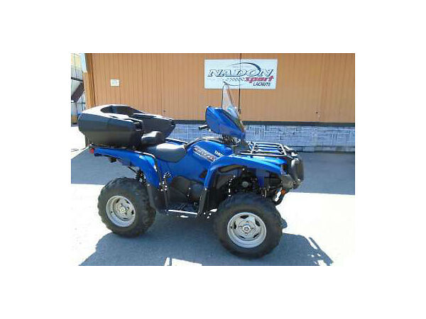 Used 2012 Yamaha GRIZZLY 550 LE EPS