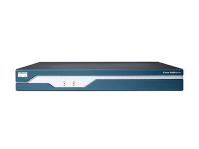 1800 Series Integrated Services Router