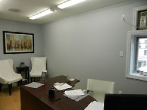 Modern Bright Office Suite
