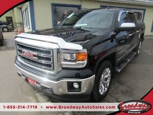 2014 GMC Sierra 1500 LOADED 'Z71 - SLT' MODEL 5 PASSENGER 6.2L -