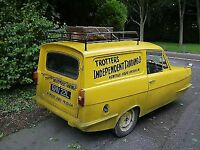 reliant robin wanted