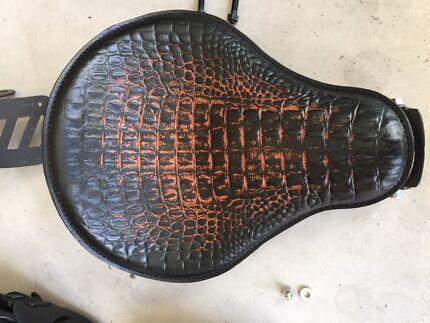 Mother Road Custom Springer Seat