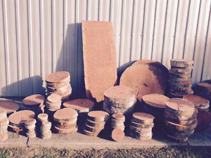 Slabs, wood rounds, hollows, burls and stumps Goolwa Alexandrina Area Preview