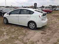 TOYOTA PRIUS ** BREAKING PARTS ** ALL PARTS IN STOCK !!!!!!!