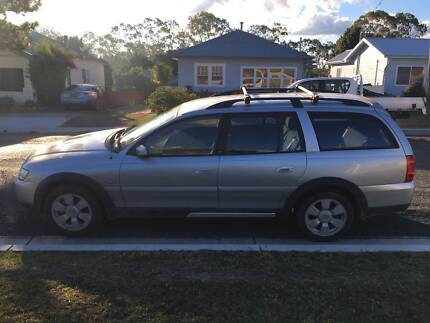 2004 Holden Adventra 7 Seater 4WD Wagon