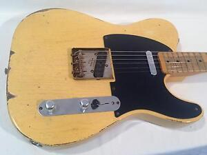 Looking for Fender Roadworn Telecaster West Island Greater Montréal image 1