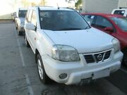 2002 Nissan X-Trail T30 ST (4x4) White 4 Speed Automatic Wagon Moorabbin Kingston Area Preview