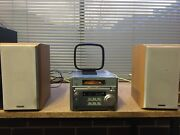 Sony Compact HiFi system Chelsea Kingston Area Preview