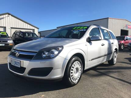 2006 Holden Astra Wagon - CD, manual. Invermay Launceston Area Preview