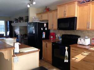 3 bedroom Fully furnished Main floor house [ Utilities included]