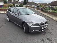 BMW 320 2.0TD Touring 2012 Exclusive Edition Leather 6 speed manual 1 owner