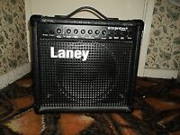 Laney hardcore 25r small but loud