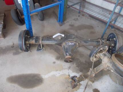 FORD RANGER 2WD TURBO DIESEL DIFF COMPLETE $250.00